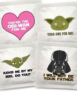 Star Wars Condoms