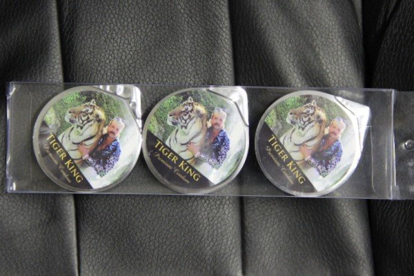 Tiger King Premium Condoms